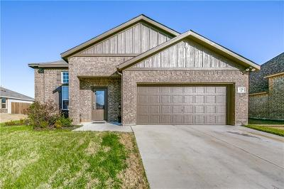 Waxahachie Single Family Home For Sale: 130 Chestnut Road