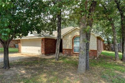 Azle Residential Lease For Lease: 537 Harbor Crest Road
