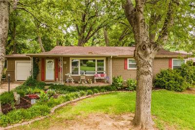 Richland Hills Single Family Home For Sale: 2848 Mimosa Park Drive