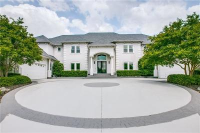 Flower Mound Single Family Home For Sale: 5704 Lighthouse Drive