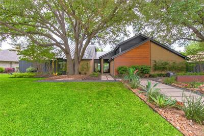 Dallas Single Family Home Active Option Contract: 4221 High Star Lane