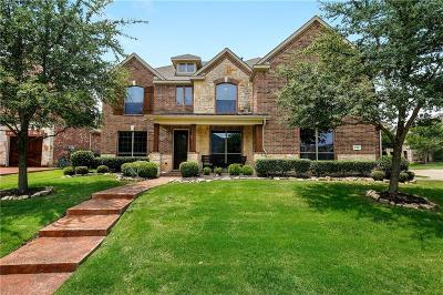 McKinney Single Family Home For Sale: 813 San Marcos Drive