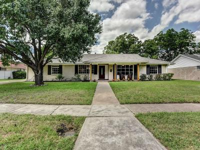 Single Family Home For Sale: 3255 Whitehall Drive