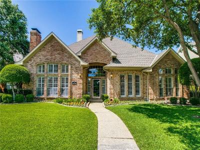 Plano Single Family Home For Sale: 3925 Sagamore Hill Court