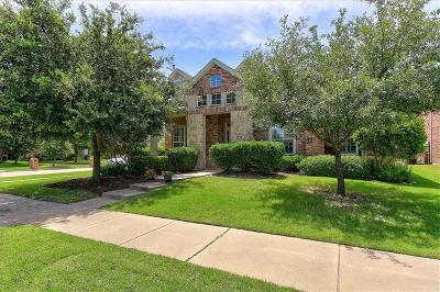 Frisco Single Family Home Active Option Contract: 3251 Clearfork Trail