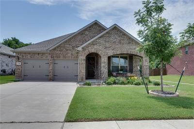 Wylie Single Family Home Active Option Contract: 1740 Wildflower Lane
