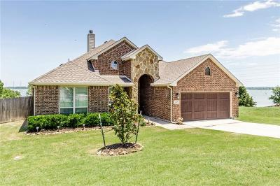 Wylie Single Family Home Active Contingent: 3200 Blue Haven Way