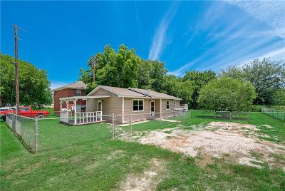 Archer County, Baylor County, Clay County, Jack County, Throckmorton County, Wichita County, Wise County Single Family Home Active Option Contract: 421 S Wilson Street