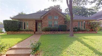 Colleyville Single Family Home Active Kick Out: 4007 Ambleside Drive