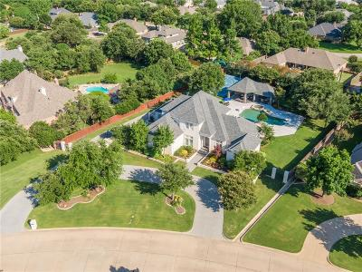 Dalworthington Gardens Single Family Home For Sale: 3601 Parker Trail