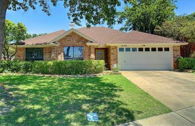 Benbrook Single Family Home For Sale: 10540 Del Mar Court