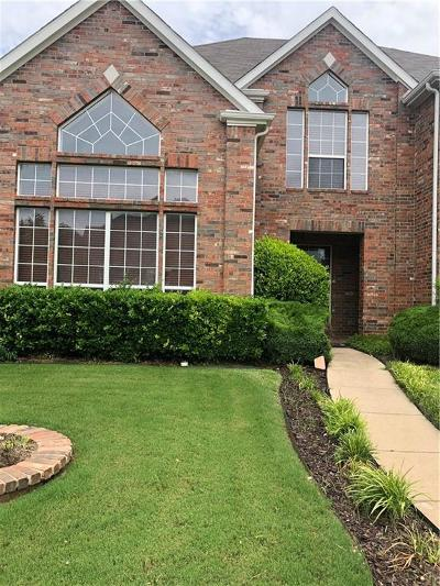 Frisco Residential Lease For Lease: 6918 Richmond Drive