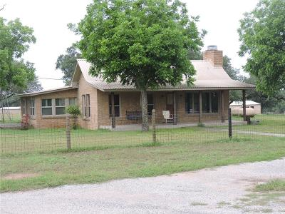 Mills County Farm & Ranch For Sale: 1081 W Fm 574 Highway W
