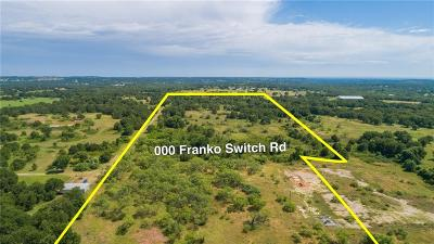 Weatherford Farm & Ranch For Sale: Franko Switch Road
