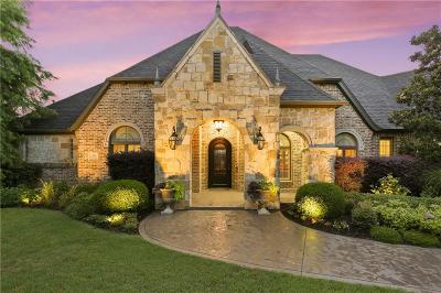 Flower Mound Single Family Home For Sale: 3901 Long Meadow Drive