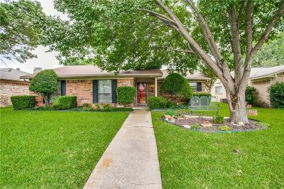 Garland Single Family Home For Sale: 2414 Creekdale Drive