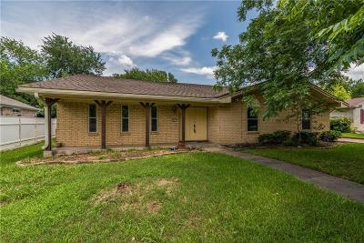 Sherman Single Family Home For Sale: 3011 N Ricketts Street