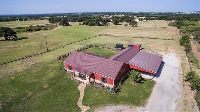 Wise County Single Family Home For Sale: 532 County Road 1110