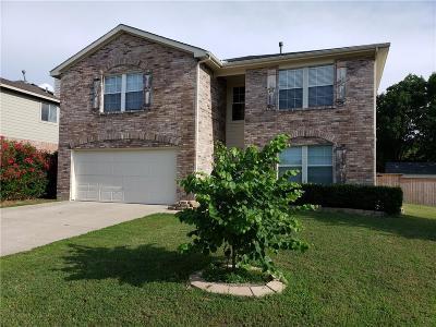 Sherman Single Family Home For Sale: 1600 Timberline Lane