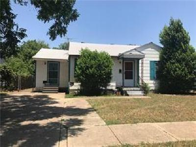 Dallas County Single Family Home For Sale: 4435 Stigall Drive