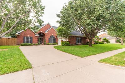 North Richland Hills Single Family Home For Sale: 8153 Vine Wood Drive