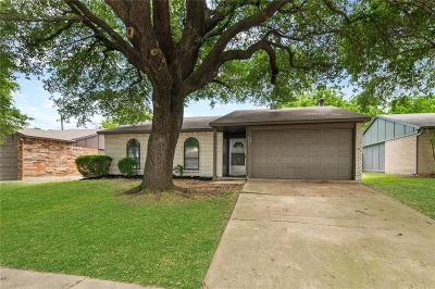 Allen Single Family Home Active Option Contract: 556 Hawthorne Drive