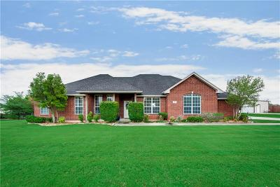 Midlothian Single Family Home Active Option Contract: 5630 Heritage Court