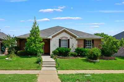 Allen Single Family Home For Sale: 1705 Bur Oak Drive