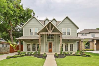 Single Family Home For Sale: 3923 Beechwood Lane
