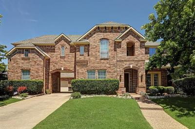 Murphy Single Family Home Active Option Contract: 1206 Crosswind Drive