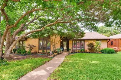 Plano Single Family Home For Sale: 2714 N Colfax Circle