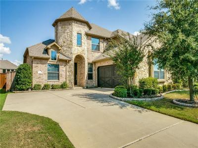 Keller Single Family Home For Sale: 1608 Bradford Grove Trail