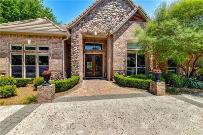 Flower Mound Single Family Home Active Option Contract: 4404 Trotter Lane