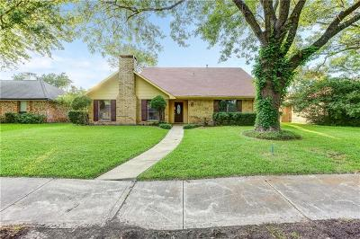 Mesquite Single Family Home For Sale: 1613 Stroud Lane