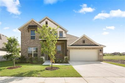 Forney Single Family Home For Sale: 232 Giddings Trail