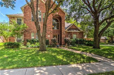 Carrollton Single Family Home For Sale: 2600 Mossvine Drive