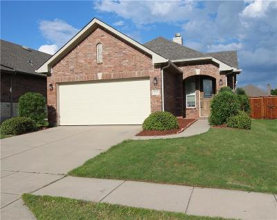 Prosper Single Family Home For Sale: 1708 Adams Place