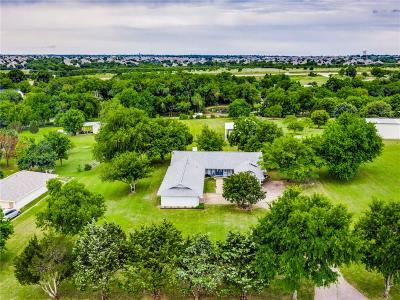 McKinney Single Family Home For Sale: 2368 County Road 852
