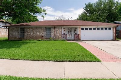 North Richland Hills Single Family Home For Sale: 7620 N Richland Boulevard