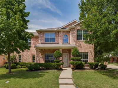 Mckinney Single Family Home For Sale: 5500 Periwinkle Lane