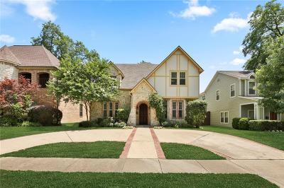 Lakewood Embassy Condos, Lakewood Estates, Lakewood Heights, Lakewood Heights Add, Lakewood Hills, Lakewood North Estates Single Family Home For Sale: 6118 Goliad Avenue