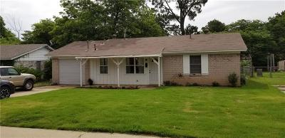 Euless Single Family Home Active Option Contract: 504 Stonewall Drive