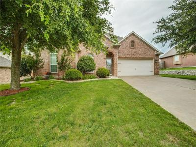 Weatherford Single Family Home For Sale: 701 Saddle Ridge Trail
