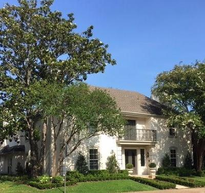 Single Family Home For Sale: 12526 Sunlight Drive