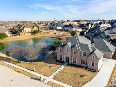 Prosper Single Family Home For Sale: 1020 Circle J Trail