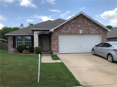 Single Family Home For Sale: 8015 York Beach Place