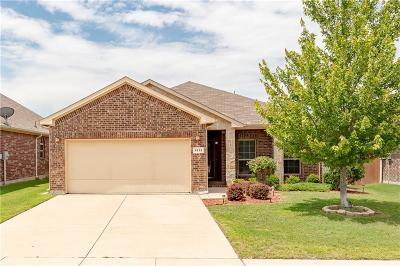 Weatherford Single Family Home For Sale: 1013 Jodie Drive