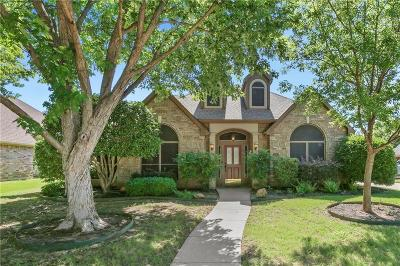 Flower Mound Single Family Home Active Option Contract: 3152 Almond Drive
