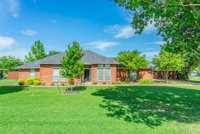 Midlothian Single Family Home For Sale: 2150 Springer Road