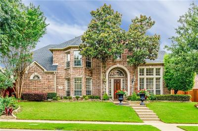 Plano Single Family Home For Sale: 5821 Cardigan Drive